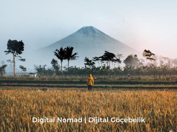 Digital Nomad - Dijital Göçebelik - Öne Çıkan Görsel