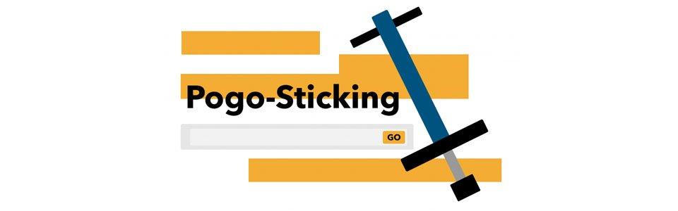 pogo-sticking