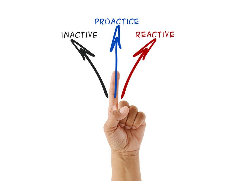 Aktif, reaktif ve proaktif pazarlama yöntemleri