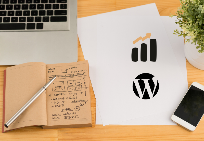 How to hande high traffic on wordpress websites - featured image