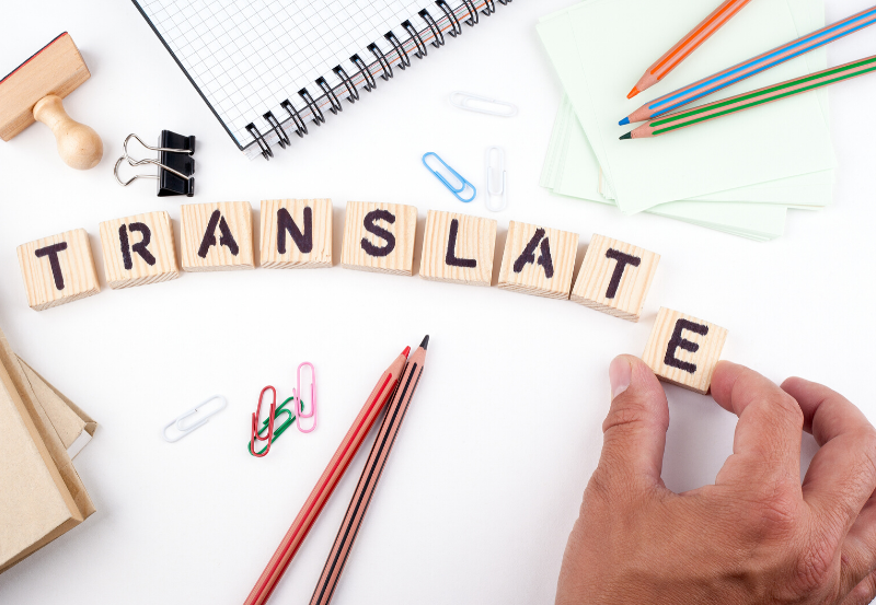 Marketing Translation Services - Featured Image