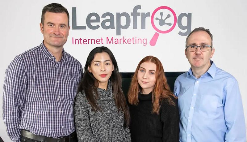 SEO company in Hampshire | Leapfrog Internet Marketing