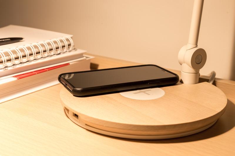 smartphone wireless charging