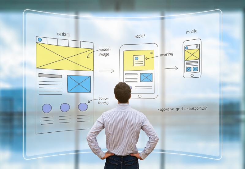B2B Web Design Featured Image