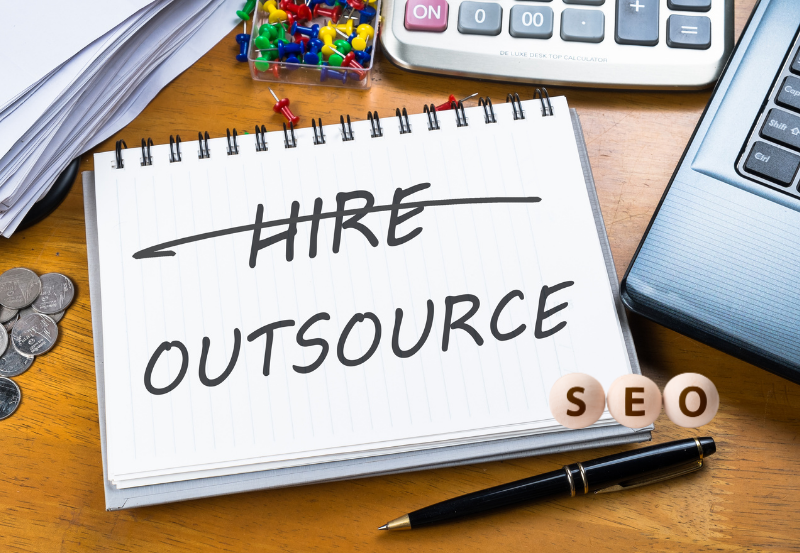 The Art of Outsourcing SEO